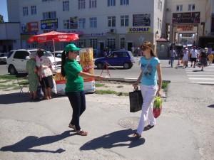 Новороссийск Центральный рынок 29.08.2011 (1)