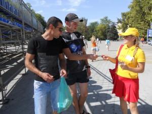 Анапа 21 Век Театральная площадь 16.09.2012 (12)